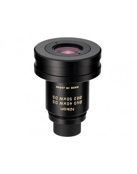 Nikon 27x/40x/50x DS Fieldscope Groothoek Oculair