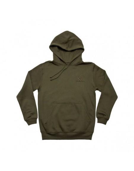 Vortex Sweater met capuchon Maat XXXL