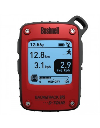 Bushnell BACKTRACK D-TOUR Rood