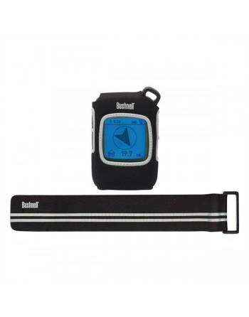 Bushnell Backtrack D-Tour armband Zwart