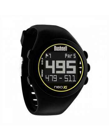 Bushnell NEO XS Golf GPS Watch Zwart
