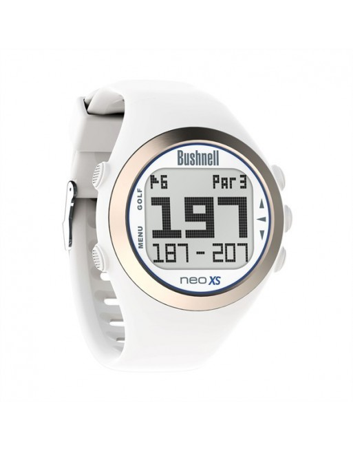 Bushnell NEO XS Golf GPS Watch Wit
