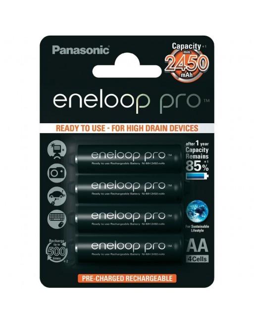 Panasonic Eneloop Pro 2450 AA