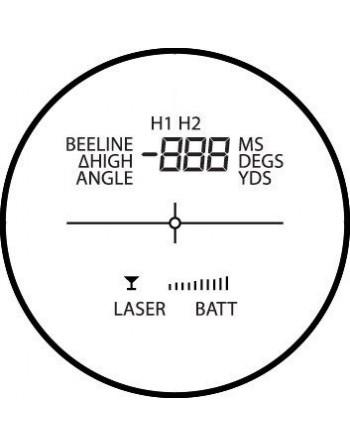 Hawke Laser Range Finder Pro 600m