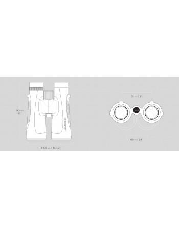 Hawke ENDURANCE 12×50 BINOCULAR - GREEN