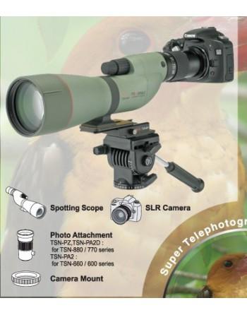 Kowa Varifocal Camera Adapter PZ -TSN770/880 680-1000mm