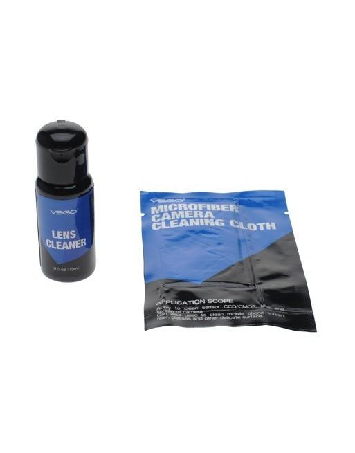 VSGO Lens Cleaner Portable Kit Schoonmaak set verrekijkershop