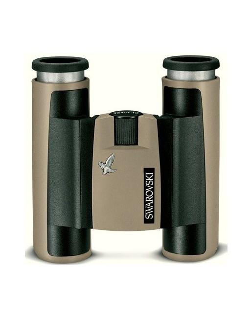 Swarovski CL Pocket 10x25 Zand-Bruin