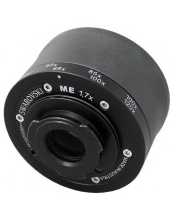 Swarovski magnification ME 1.7x Extender