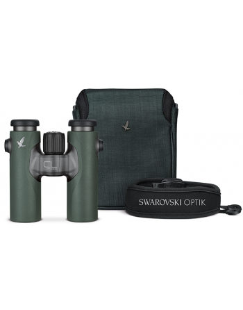 Swarovski CL Companion 10x30 Groen + Wild Nature Accessoire Pakket