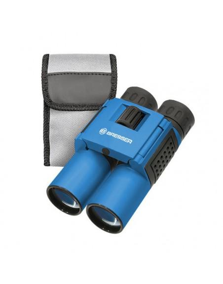Bresser Topas 10x25 Binoculair - Blauw