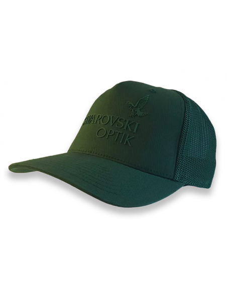 Swarovski Trucker Cap Custom fit groen
