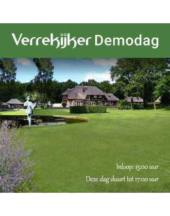 Verrekijker DemoDag Inloop 15:00